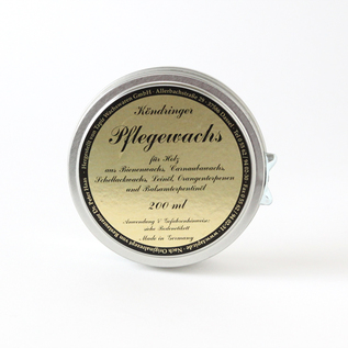 Kindringer Pflegewachs-Wax for wooden items