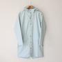 Long Jacket Wan Blue(レインコート)