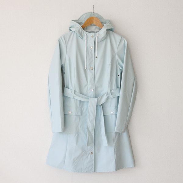 Curve Jacket Wan Blue
