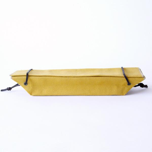 カトラリーケース(コットン帆布)(芥子)