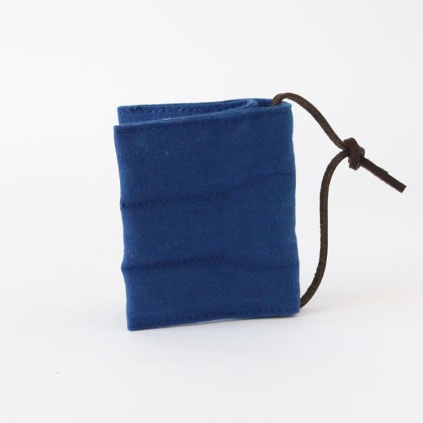 ナベツカミ(コットン帆布)藍