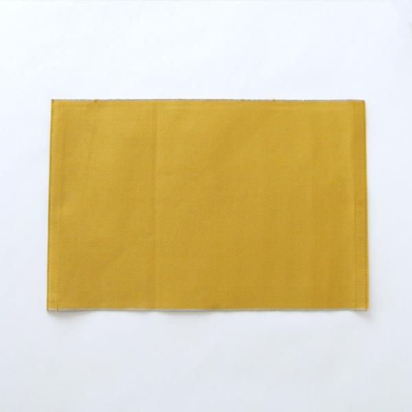 ランチョンマット(コットン帆布) 芥子