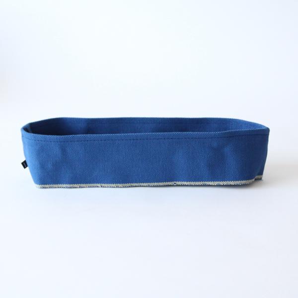 モノイレミニ(コットン帆布)藍