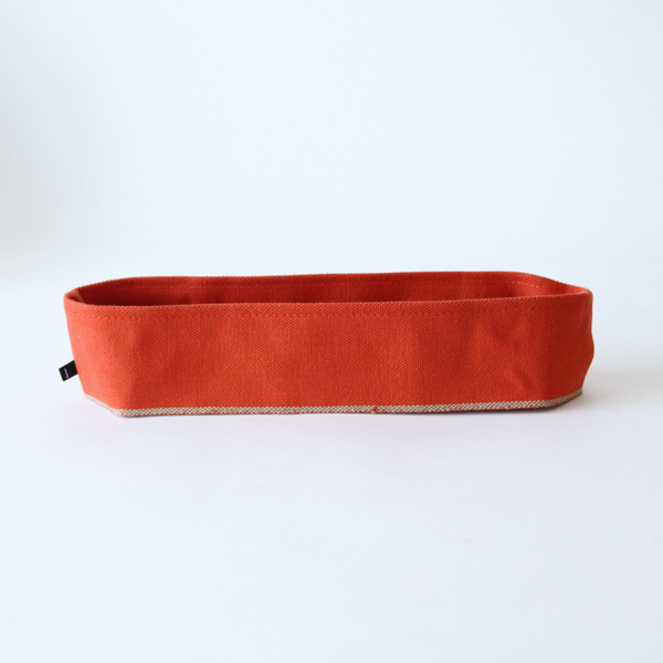 モノイレミニ(コットン帆布)紅花