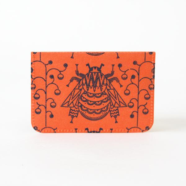 SIWA パスケース bees