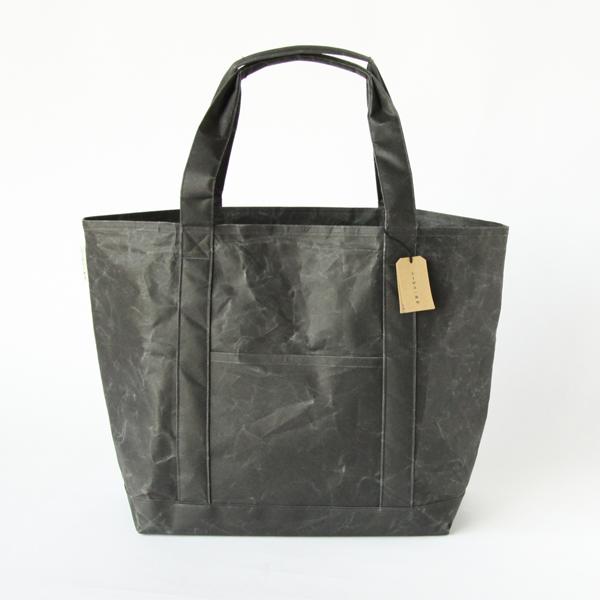 SIWA トートバッグ M(ブラック)