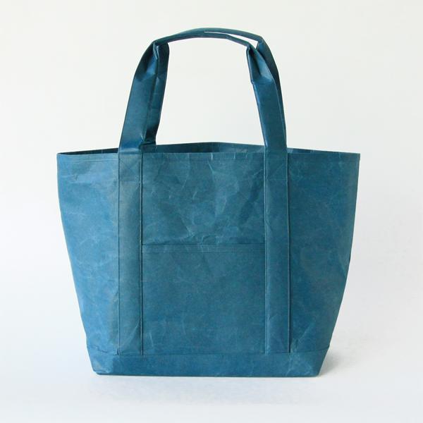 SIWA トートバッグ M(ブルー)