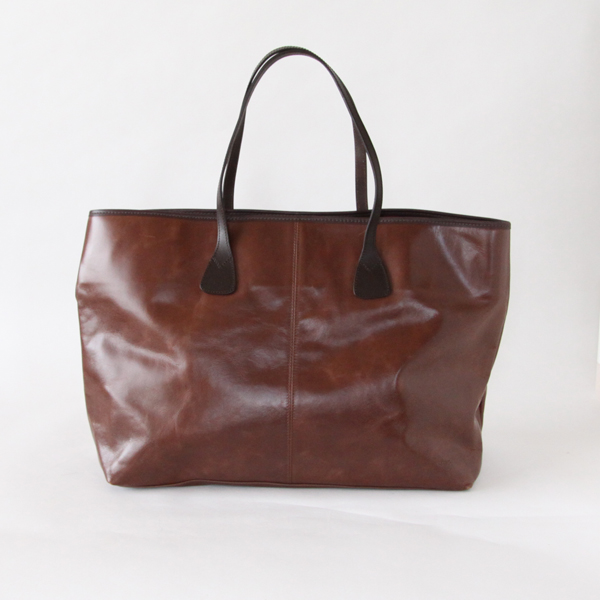 Bythorn/Tote-D/Shoe Leather/Brown