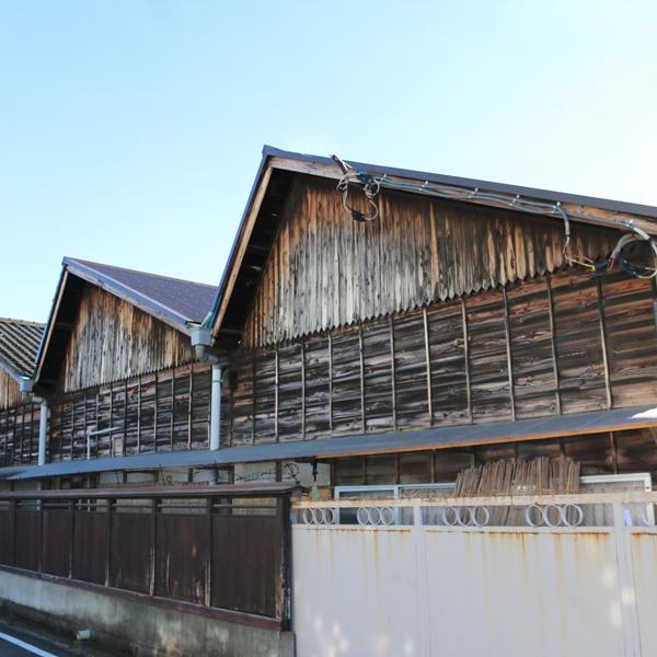 群馬県桐生市の工房