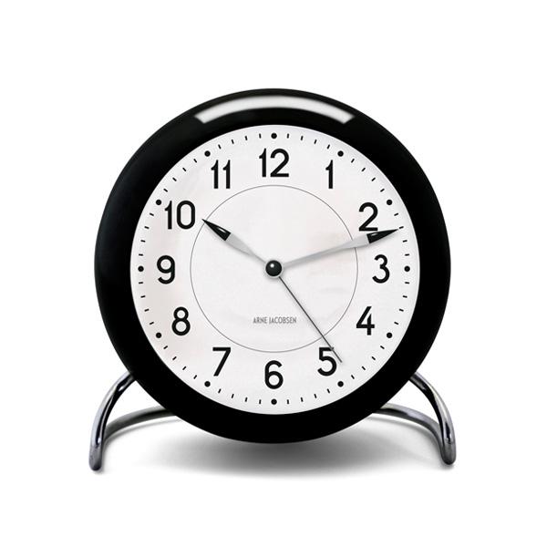 ARNE JACOBSEN Station Table Clock