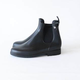 JUMPY side Gore rain boots BLACK