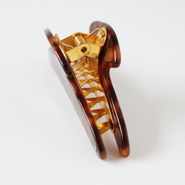 金具はゴールド色(ブラウン)