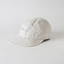 Laura Sr  Cotton Beige(キャップ帽)