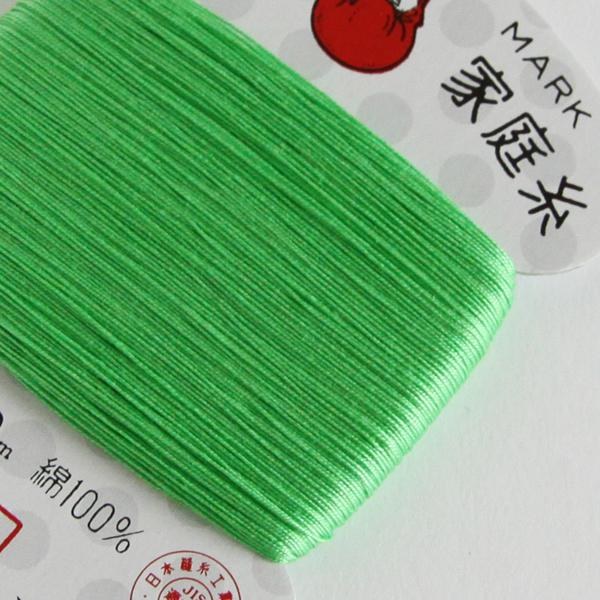 色鮮やかな糸でお裁縫が楽しくなります