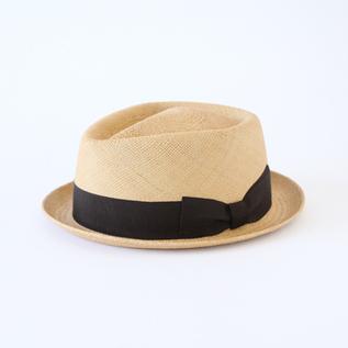 Zack Sr Panama Straw hat