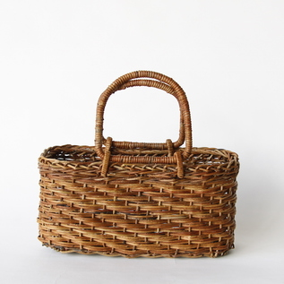 SMALL-SIZED AKEBIA BASKET BAG