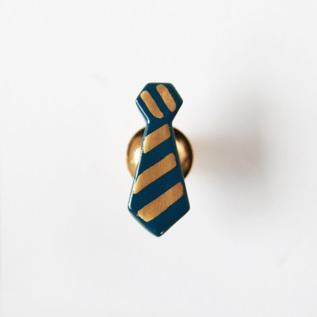 Urushi Pins tie stripe