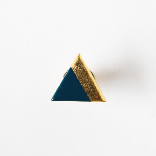 三角シリーズ(青)