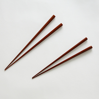 Octagonal Chopsticks Set of 2 pairs boxed