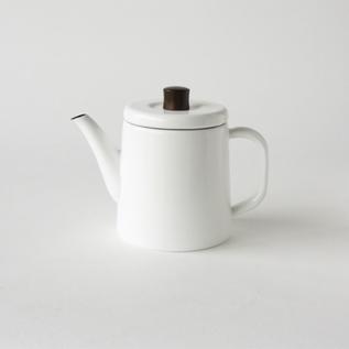 Porcelain Enamel Pot