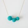 Beaded Beads ネックレス