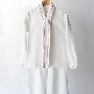 Hibino Kozue towel pajamas Red M