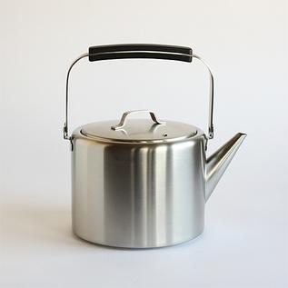 Straight kettle