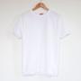 クルーネック ショートスリーブ Tシャツ WHITE