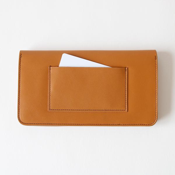 裏面のカードポケット