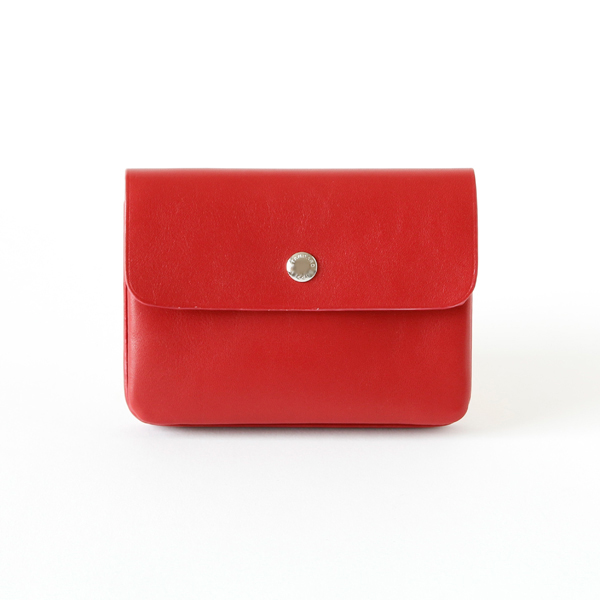 FLAP WALLET(フラップウォレット)(RED)