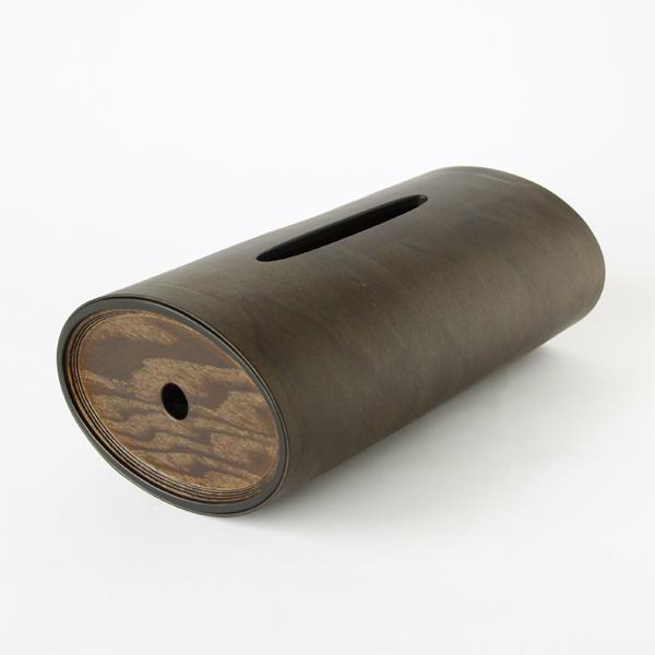 BUNACO ティッシュボックス(Dark brown)
