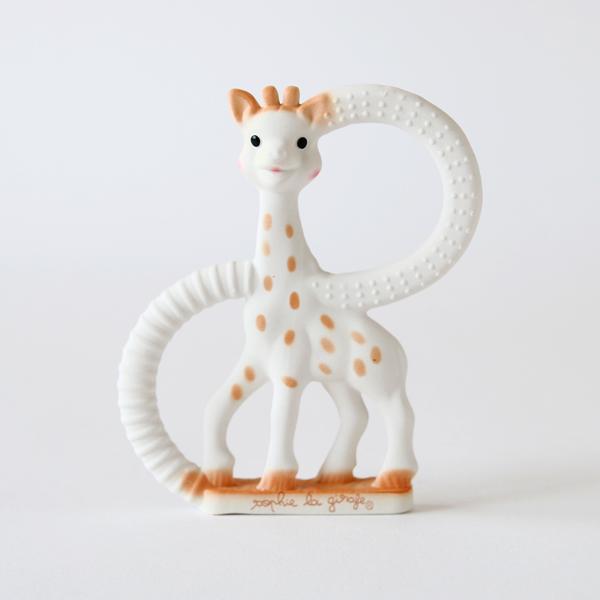 キリンのソフィ- ティ-ジングリング