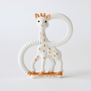 Giraffe Sophie Teething ring