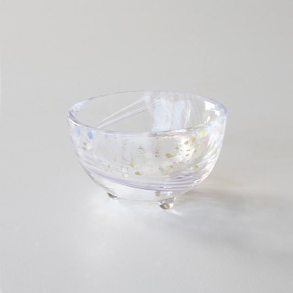 冬の盃「月見酒」