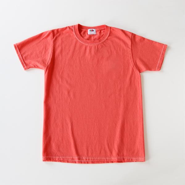 フルーツ染めTシャツ ストロベリー