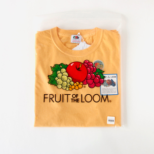Fruit-dyed T-shirt