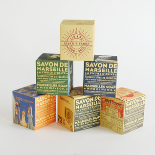 Savon de Marseille soap gift box