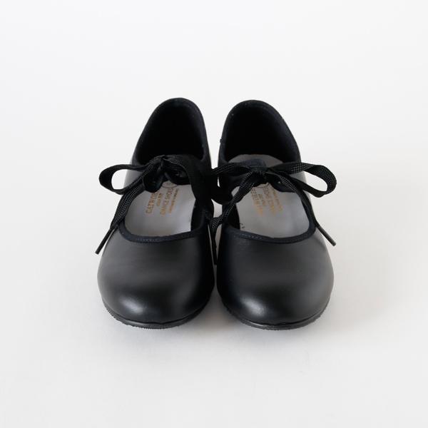 Star Tap Shoe Black