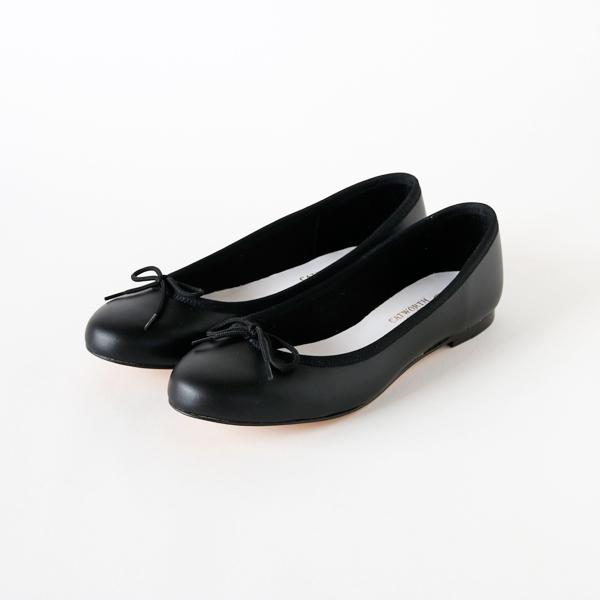 Slip on Ballet Shoe Black