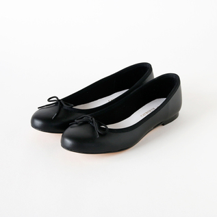 バレエシューズ Slip on Ballet Shoe Black
