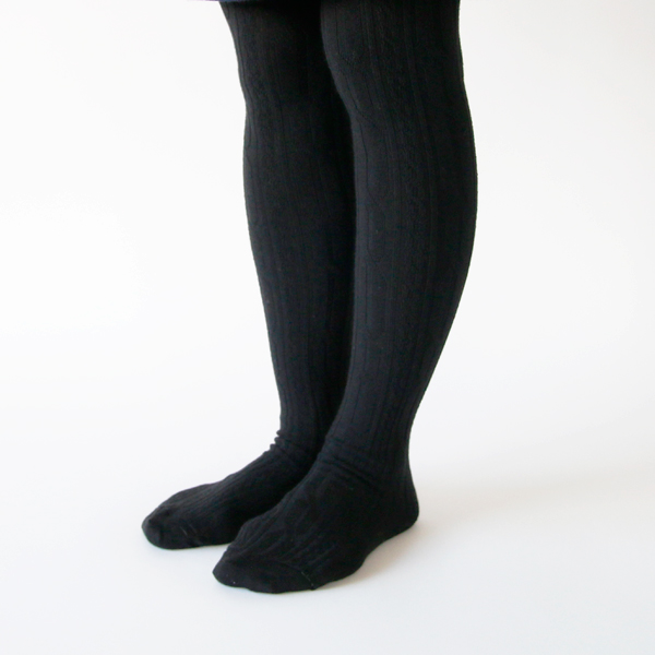 WOOL BASE cable(black)