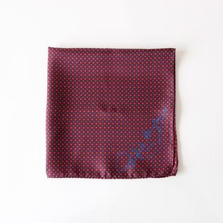Bespoke scarf 43cm by 43cm