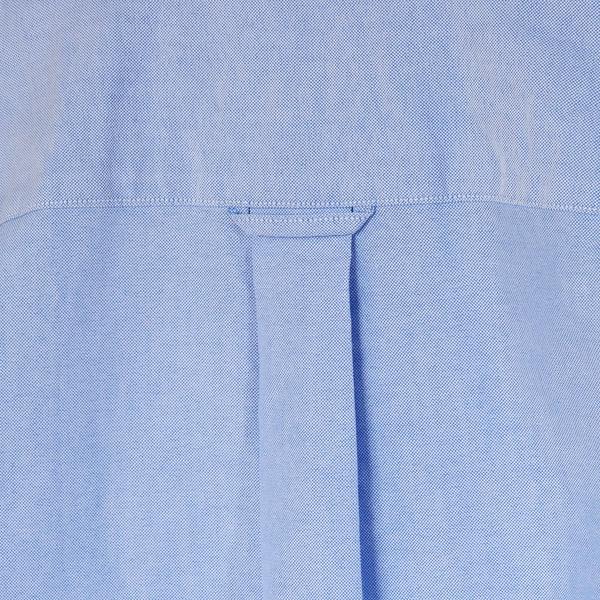 タック部分アップ(※詳細画像は別色のOXFORD LT.BLUE)