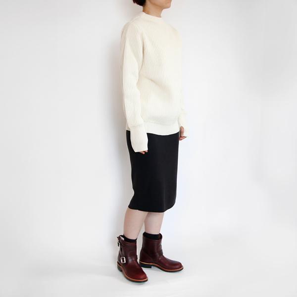 モデル身長:163cm、XSサイズ着用(日本のレディースM〜Lサイズ相当)