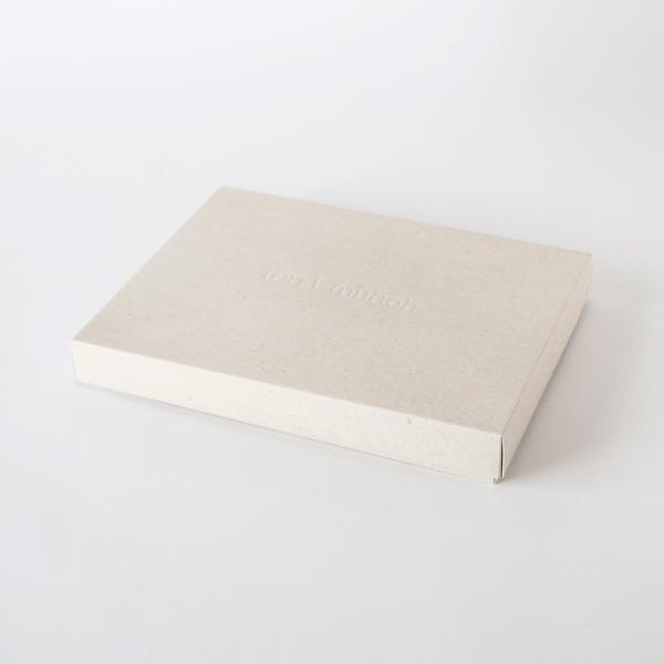 天衣無縫のロゴ入りパッケージ
