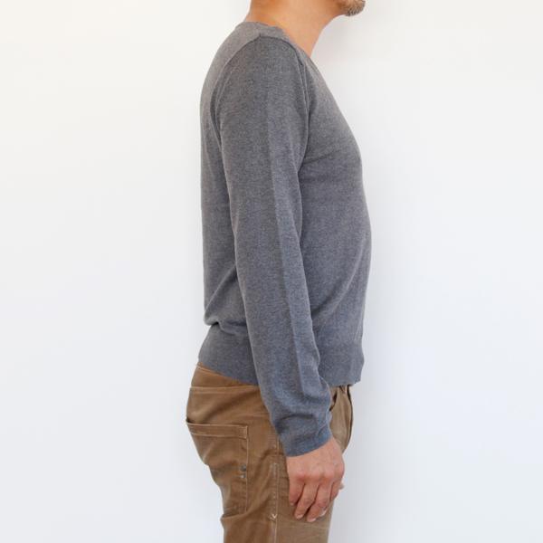 モデル身長:180cm、着用サイズ:L