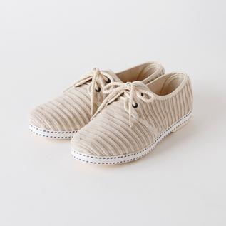 Bespoke Medical sneakers corduroy OFFWHITE