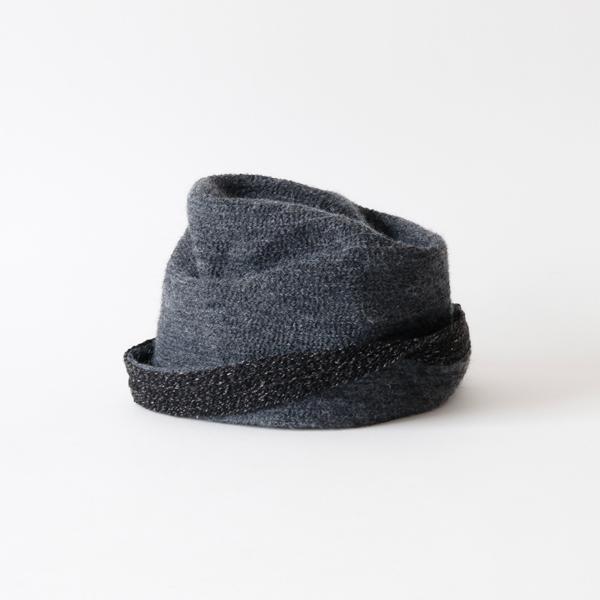 ブレードリバーシブル帽 soma(charcoal)