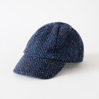 Tweed cap A1-1