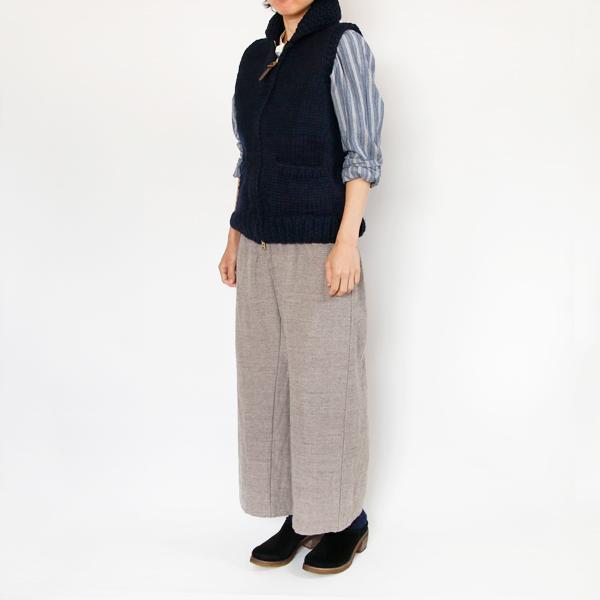 コーディネートイメージ  (grayish mocha) モデル身長:157cm